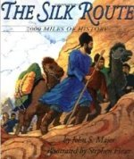 China books for Kids: The Silk Road
