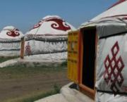 China Travel:Mongolian Yurts
