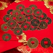 Chinese New Year Ornaments: Chinese Ancient Coins