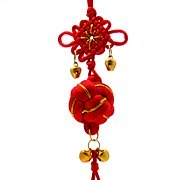 Chinese New Year Ornaments: Chinese Knots