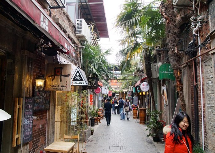 Top 10 Things to Do in Shanghai: French Concession Tianzifang