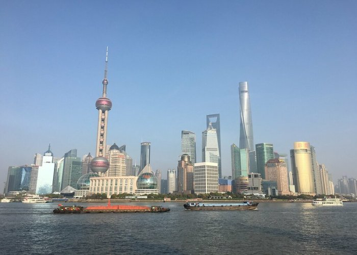 Top 10 Things to do in Shanghai: The Pudong Skyline