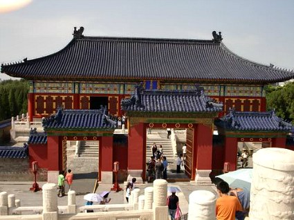 Beijing Travel Temple of Heaven