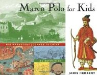 Activity Books for children: Marco Polo