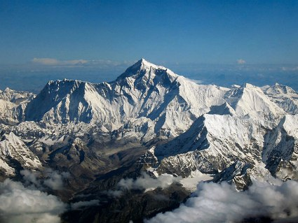 China Mountains - Mt Everest
