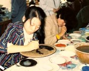 Cloisonne Making