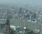 Views from Shanghai World Financial Center