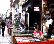 Shops at West Street in Yangshuo