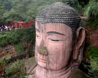 China Travel: Leshan Buddha