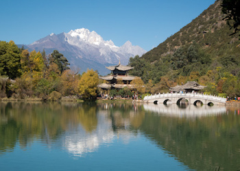 Yunnan Province: Black Dragon Pool