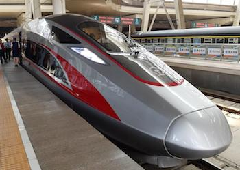 China Travel Guide: High-Speed Trains