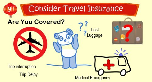 China Travel Planner: Get China Travel Insurance