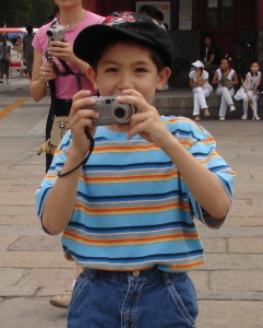China Travel with Children