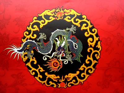 Are Chinese Dragons Evil
