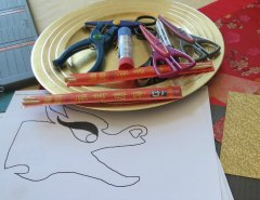 Materials for Making Chinese Dragon