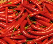 Chinese Food Ingredients: Chilies