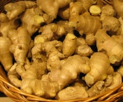 Chinese Food Ingredients: Ginger