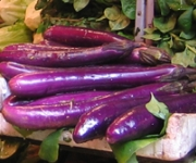 Chinese Food - Vegetables: Chinese Eggplant