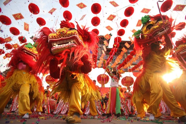 Northern Chinese Lions