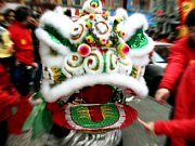 Chinese New Year Traditions: Lion Dances