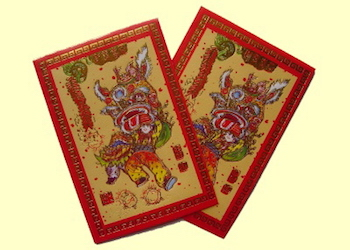 chinese new year celebrations - Red Envelopes Chinese New Year