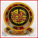 Chinese New Year Paper Plates