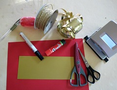 Materials for Making Chinese New Year Posters