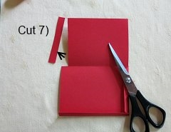 Make  Chinese New Year Red Envelopes Step 4
