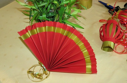 How To Make Paper Fans