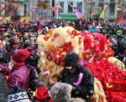 Chinese New Year in New York City