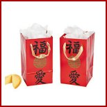 Red Chinese New Year Gift Bags