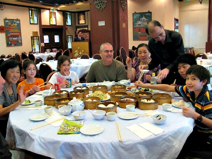 Dim Sum Feast in Hong Kong