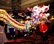 Dragon Dance in San Diego