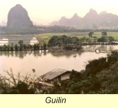 First Trip to China, Guilin