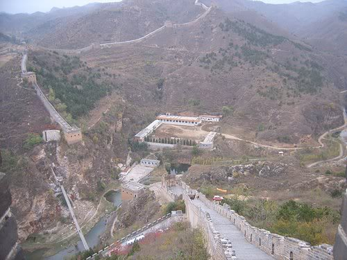 Great Wall at Simatai