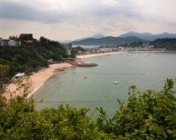 Travel to Hong Kong:Cheung Chau Island