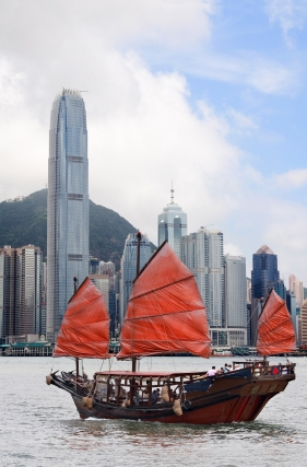 Travel to Hong Kong with kids