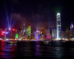 Travel to Hong Kong: Symphony of Lights