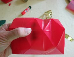 Making Square or Box Shaped Paper Lanterns Step 13