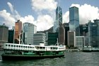 Riding Hong Kong Star Ferry