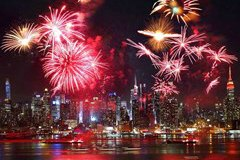 NYC Chinese New Year Fireworks Cruise