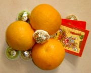 Oranges for Chinese New Year