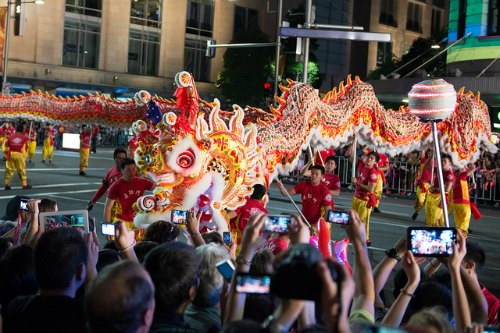 Sydney Chinese New Year Twilight Parade