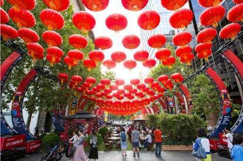 Chinese New Year Food Festival Pyrmont