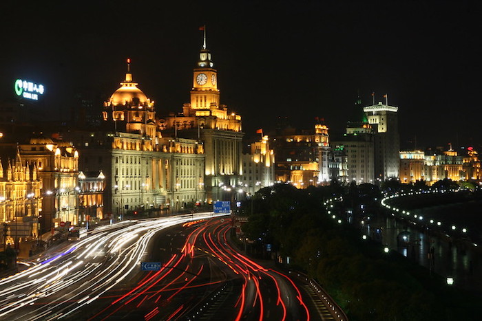 Top 10 Things to do in Shanghai: The Bund