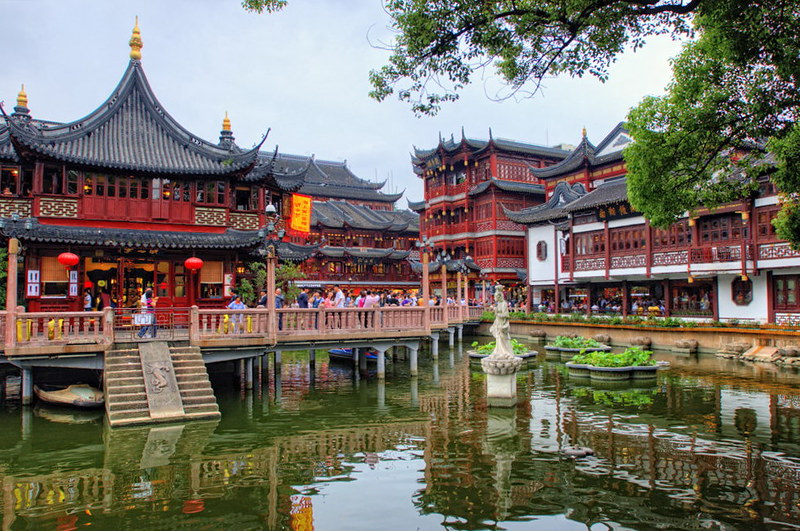 Top 10 Things to do in Shanghai: Old Town and Yuyuan Gardens