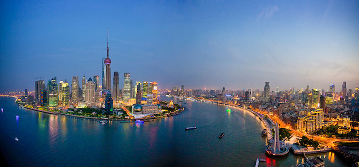 Top 10 Things To Do In Shanghai: Pudong Skyline