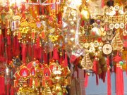 Chinese New Year Traditional decorations