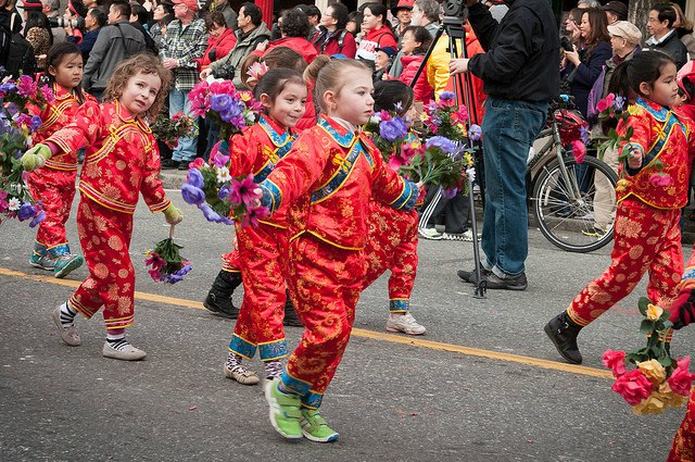 Vancouver Lunar New Year  Parade