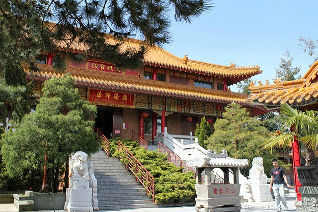 Buddhist International Temple in Vancouver